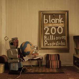 Cover: Blank - 200 Billionen Puzzlestücke