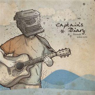 Cover: TaR-017 Captains Diary - Niemals jedem Recht CD