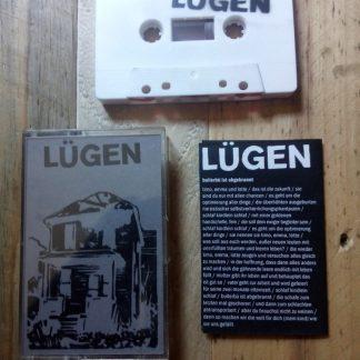 Cover: Lügen - Demo