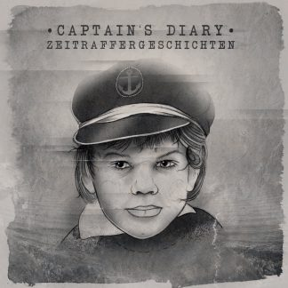 Cover: Captains Diary - Zeitraffergeschichten