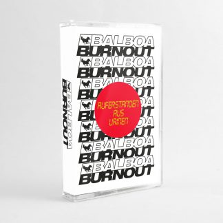 Balboa Burnout - Tape-Cover