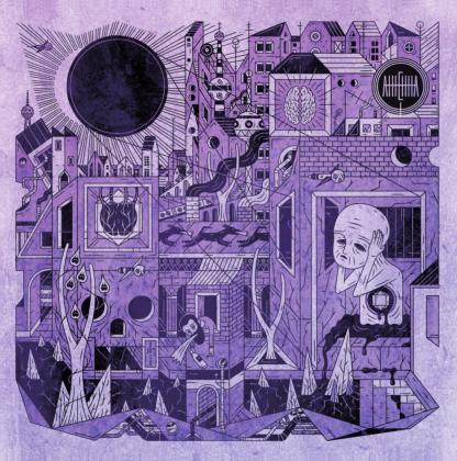 Antenna II - Cover
