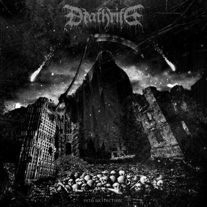 Cover: Tanz_auf_Ruinen_-_Deathrite_-_Into_Extinction