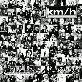 Cover: km/h - Unterstützt durch Produktplatzierung