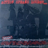 Cover: V.A. - Action speaks louder than words