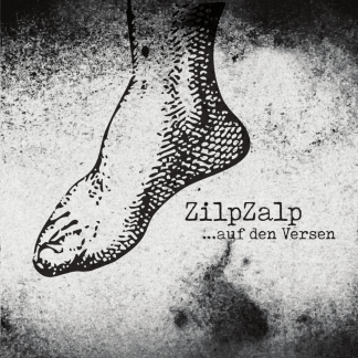 Cover: ZilpZalp - ...auf den Versen