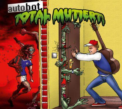 Cover: Autobot - Total mutiert