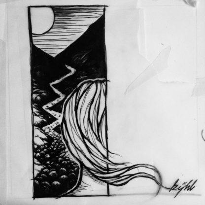 Cover: Kyhl Drittweltstrauma LP