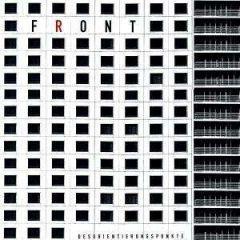 Cover: Front – Desorientierungspunkte