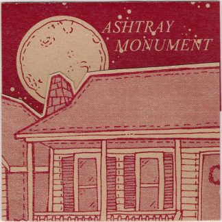 Cover: Ashtray Monumet - s.t. 7inch