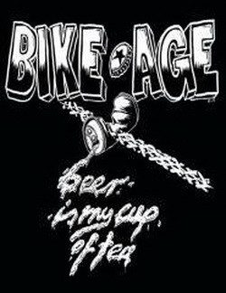 Cover: Bike Age - Beer is my cup of tea Tape