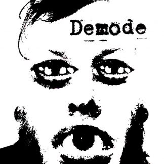Cover: Black teeth - Demode Tape