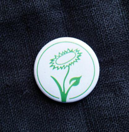 Button – Veganblume