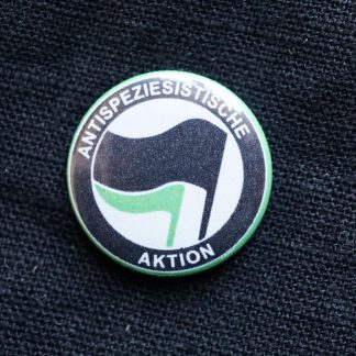 Button – Antispeziesistische Aktion