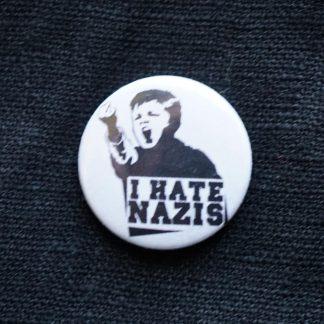 Button – I hate Nazis