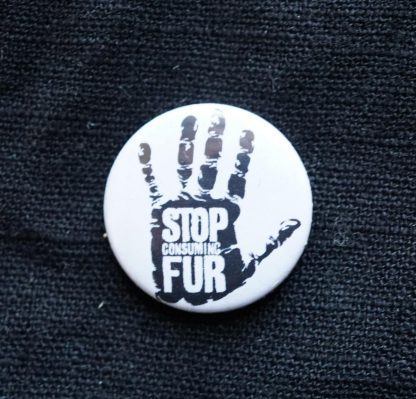 Button – Stop consuming fur