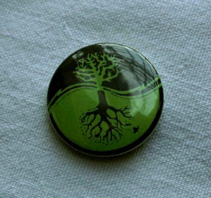 Button – Ying Yang