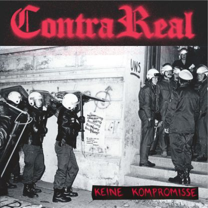 Cover: Contra Real – Keine Kompromisse 7inch