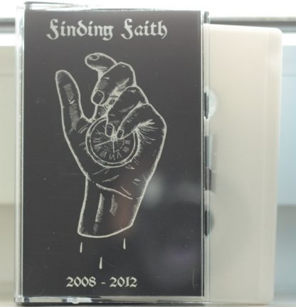 Cover: Finding Faith - 2008-2012 Tape