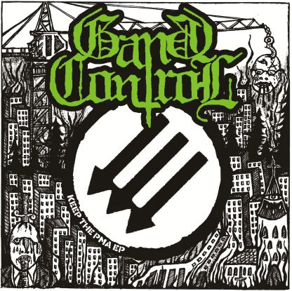 Cover: Gang Control - Keep the PMA 10inch