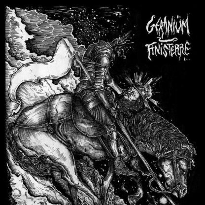 Cover: Geraniüm / Finisterre - Split 7inch