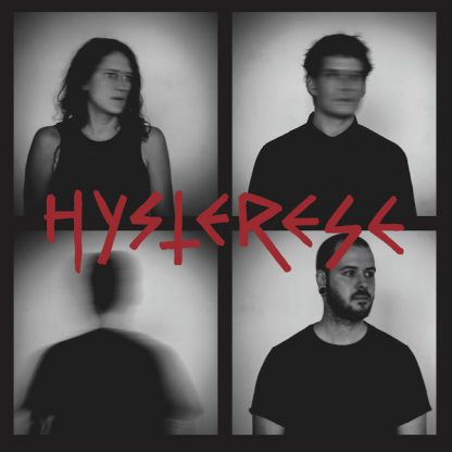 Cover: Hysterese - s.t. LP