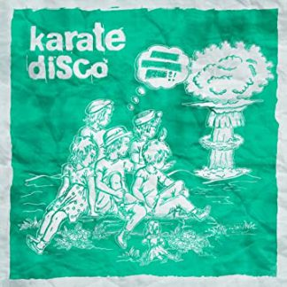 Cover: Karate Disco - s.t. CD