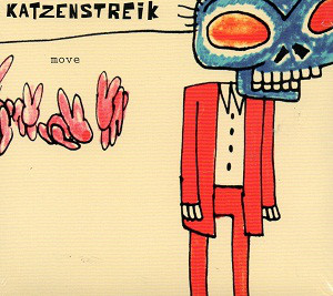 Cover: Katzenstreik - Move CD