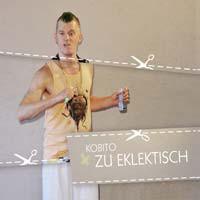 Cover: Kobito - Zu Eklektisch CD