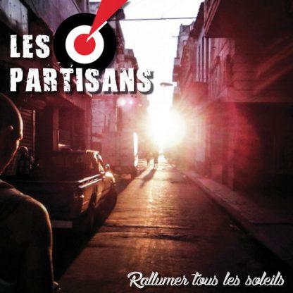 Cover: Les Partisans - Rallumer tous les soleils LP