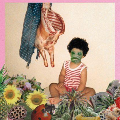 Cover: Lingua Nada - Snuff LP