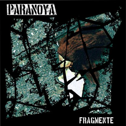 Cover: Paranoya - Fragmente LP