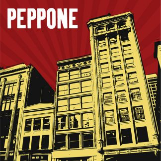 Cover: Peppone - s.t. LP