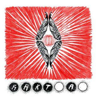 Cover: Rakta - s.t. LP