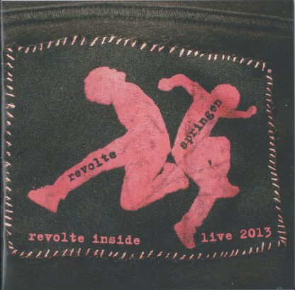 Cover: Revolte Springen - revolte inside CD