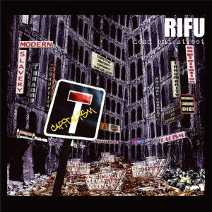 Cover: Rifu - Dead end street CD