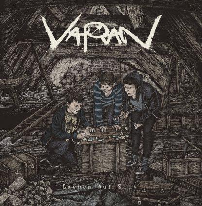 Cover: Varan - Lachen auf Zeit LP