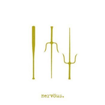 Cover: nervöus. – Konfetti und mutwillige Zertörung LP