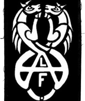 Tanz-auf-Ruinen-Records-Aufnäher-ALF-Pferde
