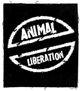 Tanz-auf-Ruinen-Records-Aufnäher-Animal-Liberation