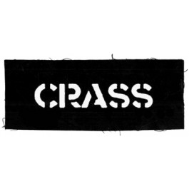 Tanz auf Ruinen Records - Aufnäher - Crass