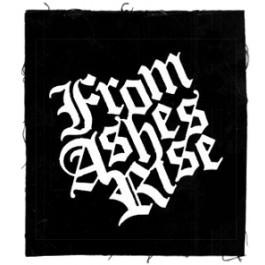 Tanz auf Ruinen Records - Aufnäher - From Ashes Rise