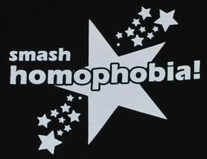 Tanz-auf-Ruinen-Records-Aufnäher-Smash-Homophobia