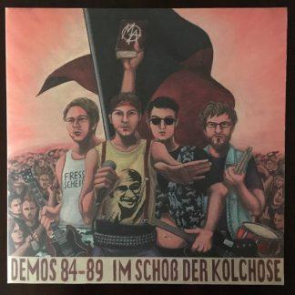 Cover: Mülheim Asozial Demos 84-89 Im Schoss der Kolchose