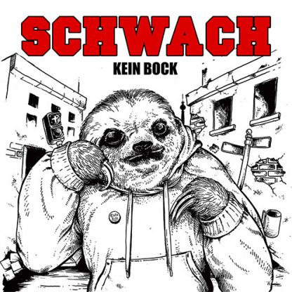 Cover: Schwach - Kein Bock LP