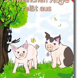 Cover: schweinchen-hugo-reisst-aus