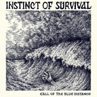 Cover: Instinct-of-Survival-Call-of-the-Blue-distance