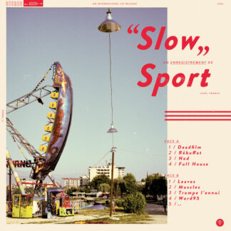 Cover: Slow - Sport LP