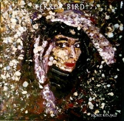 Cover: Terror Bird - Secret Rituals LP
