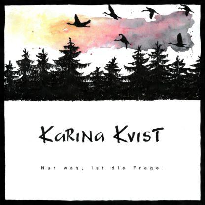 Cover: TaR-030-Karina-Kvist-Nur-was-ist-die-Frage